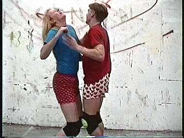 Scotch Wichmann - Performance Art - Love Dance