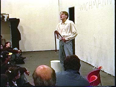 Scotch Wichmann - Performance Art - Tales of a Fish