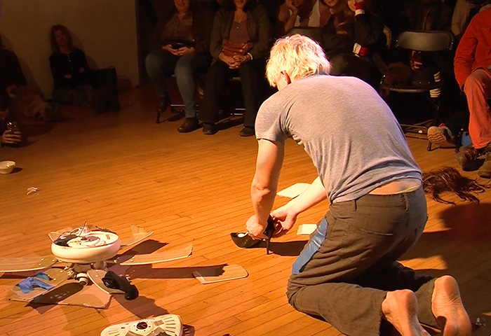Scotch Wichmann - Performance Art - Biggest Fan, Redux