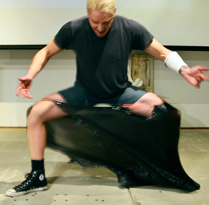 Scotch Wichmann - Performance Art - Magic Spells