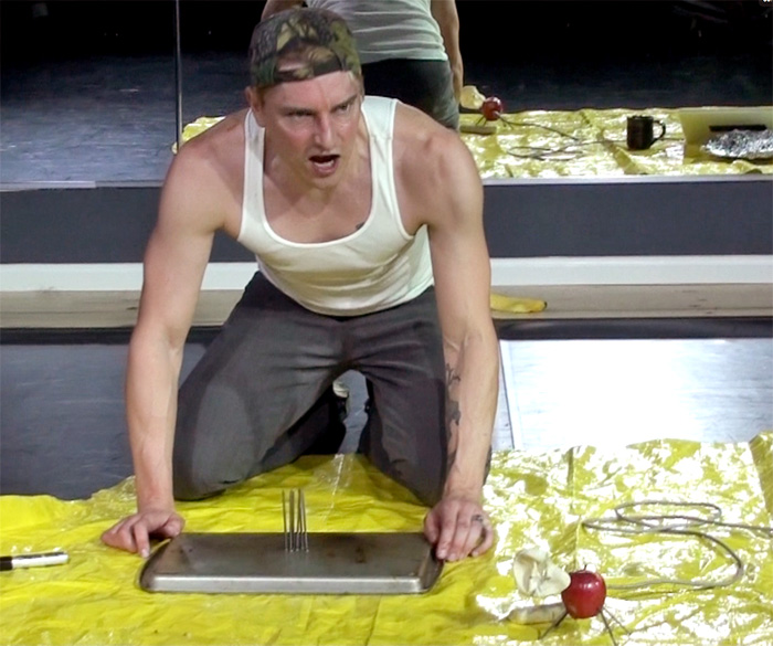 Scotch Wichmann - Performance Art - They're On The Tar