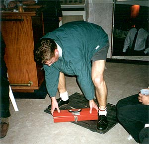 Scotch Wichmann - Performance Art - Toolbox